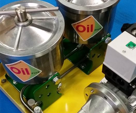 Oil Plus régénrateurs d'huiles